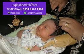 potong rambut bayi 1