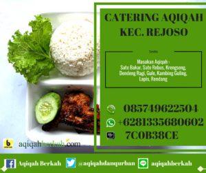 Catering Aqiqah Rejoso