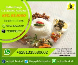 Harga Catering Aqiqah