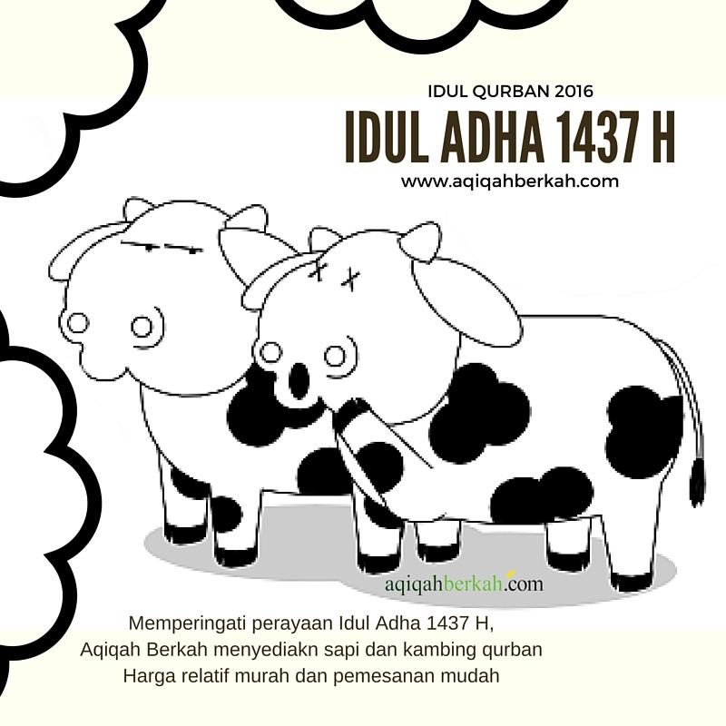 Idul Qurban 2016 (Idul Adha 1437 H