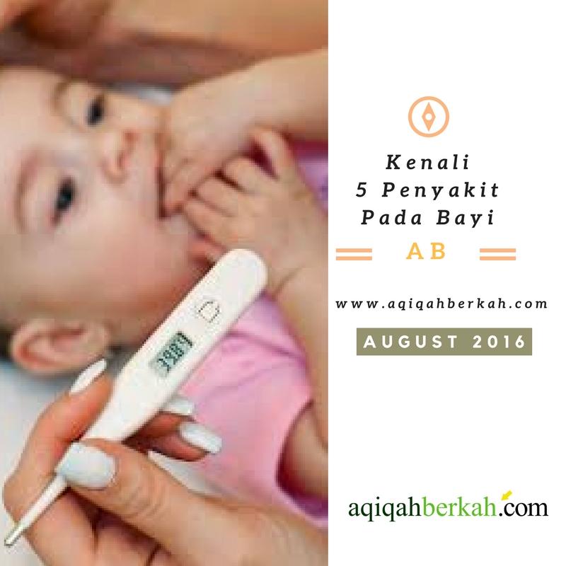 Kenali5 PenyakitPada Bayi