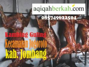 Kambing Guling Kecamatan Jogoroto Jombang