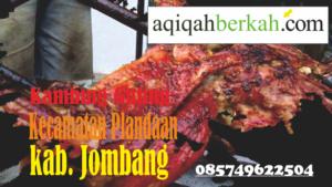 Kambing Guling Kecamatan Plandaan Jombang