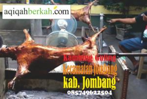 Kambing Guling Kecamatan Jombang