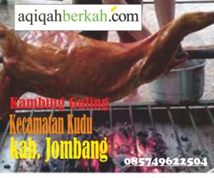 Kambing Guling Kecamatan Kudu Jombang