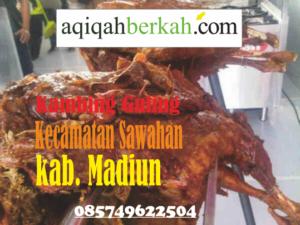 Kambing Guling Kecamatan Sawahan Madiun