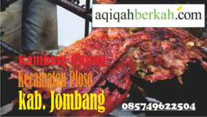 Kambing Guling Kecamatan Ploso Jombang