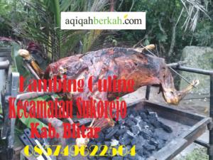 Kambing Guling Kecamatan Sukorejo Blitar